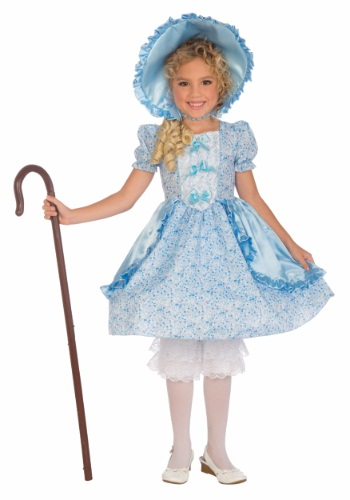 Book Character Costumes For Girls: Little Bo Peep