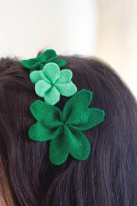 St. Patrick's Day Costume DIY Accessories