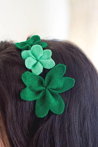 St. Patrick's Day Costume DIY Accessories