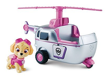 PAW Patrol Skye Toy! A great gift for 3 year old girls!