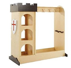 Guidecraft Castle Dress Up Storage - Guidecraft Castle Dramatic Play Storage Center - Top 12 Kids Dress Up Storage Centers