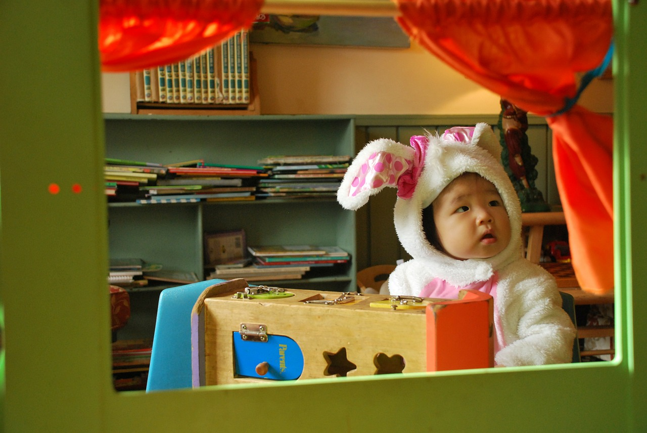 Baby Bunny Costumes!