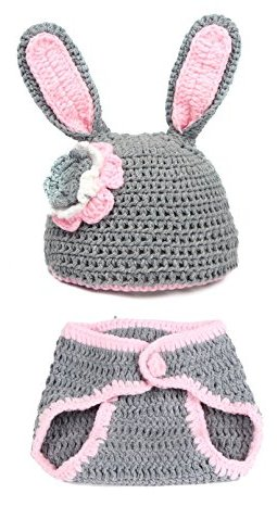 Cute photo prop for Easter costumes for babies!