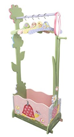 Fantasy Fields Dress Up Storage Rack - Top 12 Kids Dress Up Storage Centers