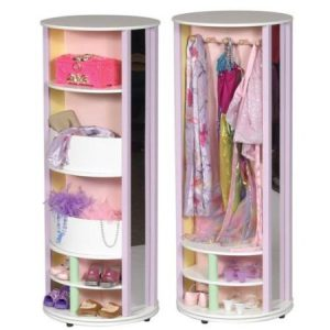 Guidecraft Dress Up Carousel - Top 12 Kids Dress Up Storage Units
