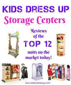 Top 12 Kids Dress Up Clothes Storage Units Which One To Chose