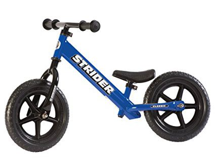 Balance Bike - one of 12 best toys for 2 year old boys - list compiled at www.kidslovedressup.com