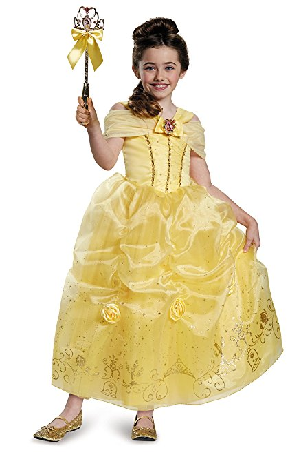 The CUTEST Beauty and the Beast Costumes for Kids - www.kidslovedressup.com