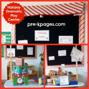 Preschool Dramatic Play Ideas that little ones will love!