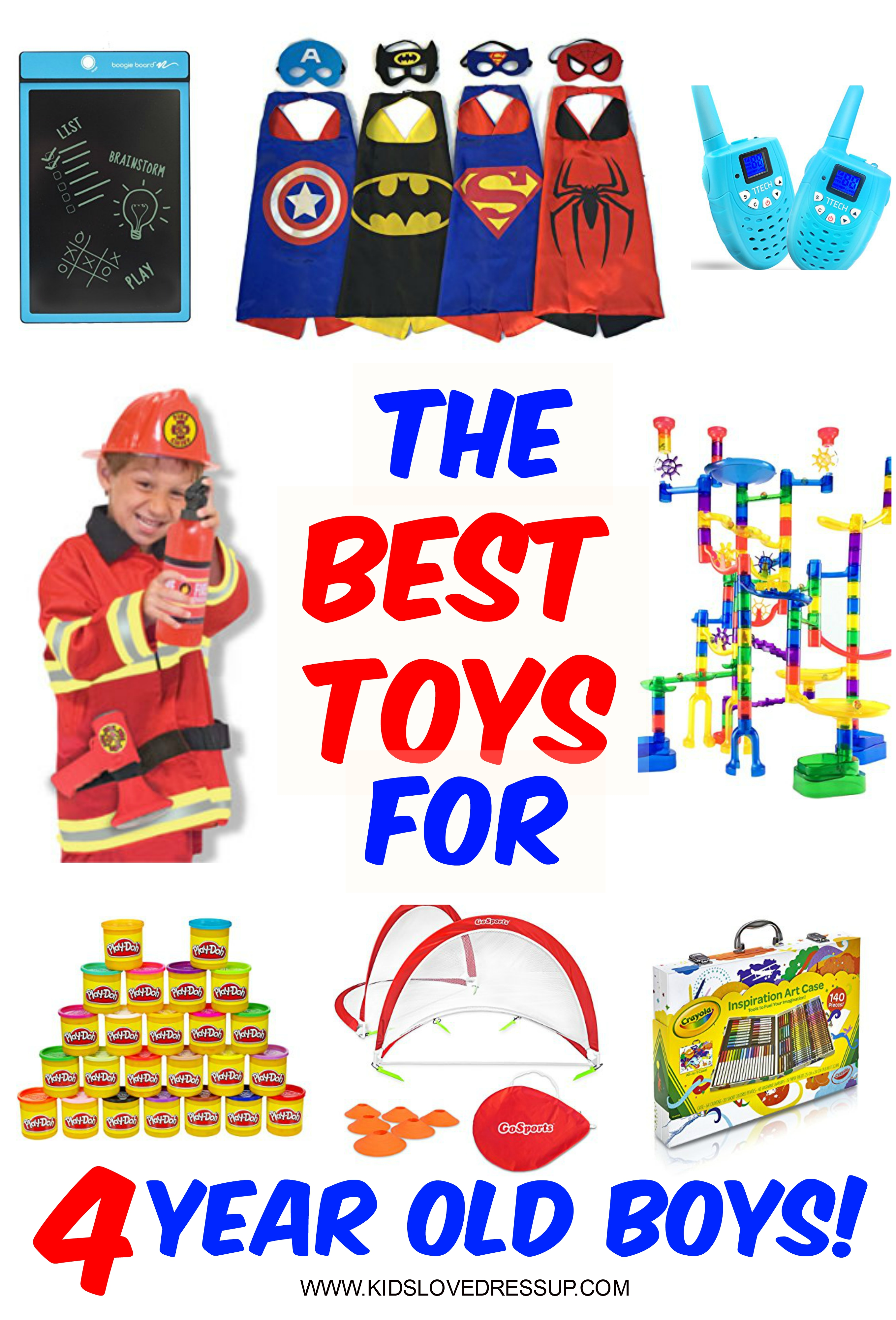 Toys For 4 And Up : Kids love dress up the one stop fun site