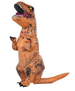 Jurassic World Inflatable Dinosaur Costume: The Best Halloween Costumes For Boys for 2017! If you're looking for great costumes for boys (or girls costumes), dress up clothes, or Halloween boys costumes, here are some of the BEST costumes this year!