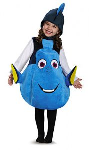 Finding Dory Costume - The Best Halloween Costumes for Girls for 2017 - see 10 of the most popular girls costumes for Halloween this year! Kids dress up, costumes kids, girls dress up costumes, Halloween costumes