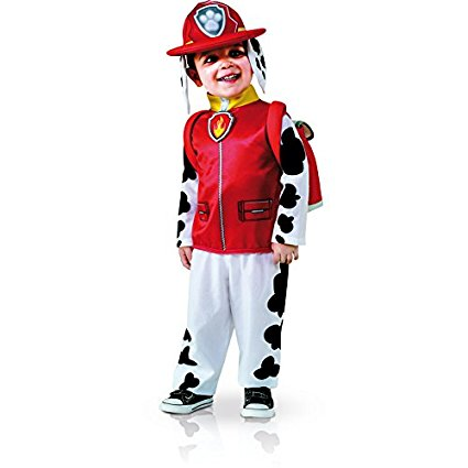 "If your child wants a great Marshall PAW Patrol costume, we've built a collection of 7 Marshall costume options you'll love! ""Ready for a ruff-ruff rescue!"" PAW Patrol costumes for kids!"