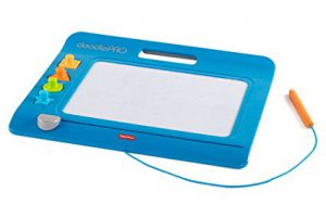 Doodle-Pro magnetic sketch board: It's one of the best toys for 3 year old boys! Suggested by www.kidslovedressup.com.