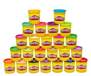 24 Pack of Play-Doh: It's one of the best toys for 3 year old boys! Suggested by www.kidslovedressup.com.