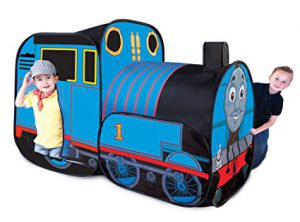 Thomas The Train PlayHut: one of the best toys for 3 year old boys. Suggested by www.kidslovedressup.com